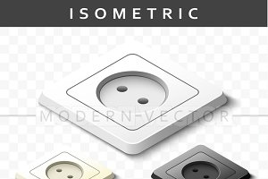 Set realistic electric in isometry