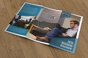 Trifold Business Brochure-V408