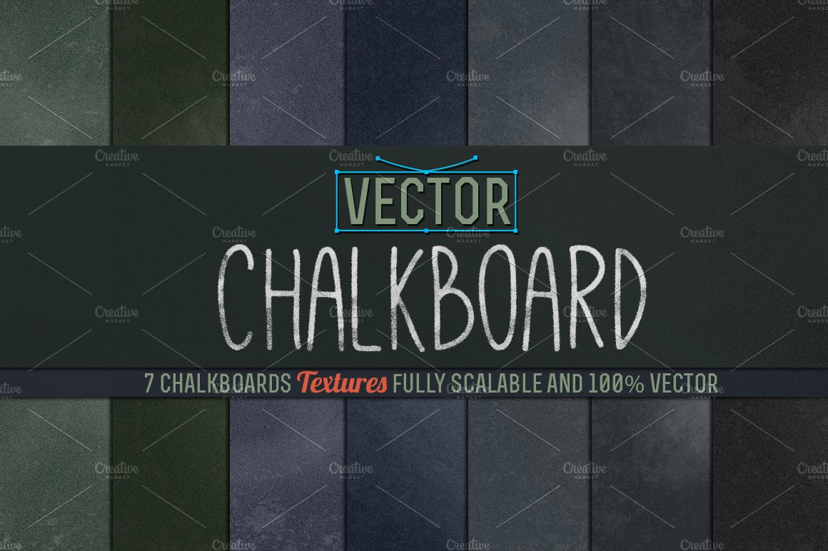 vector chalkboard textures textures creative market