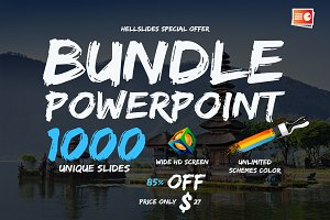 EXTRA BUNDLE | Powerpoint Templates