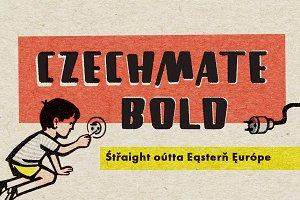 Czechmate Bold