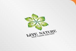 Live Nature - Logo