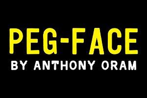 Peg-Face
