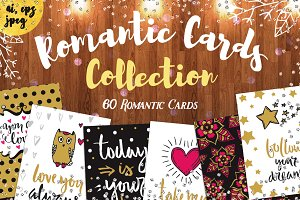 60 Valentine's Day Romantic Cards #4
