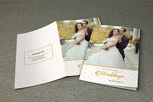 Wedding Photography Brochure-V411