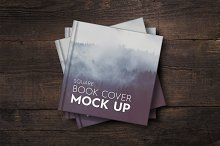 album cover mockup