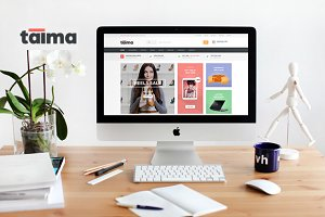 Taima - Woocommerce Theme