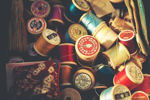 iseeyouphoto cotton reels