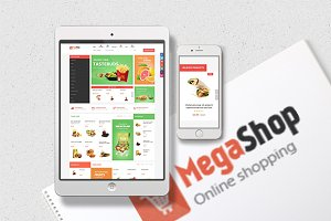 Megashop - WooCommerce Theme