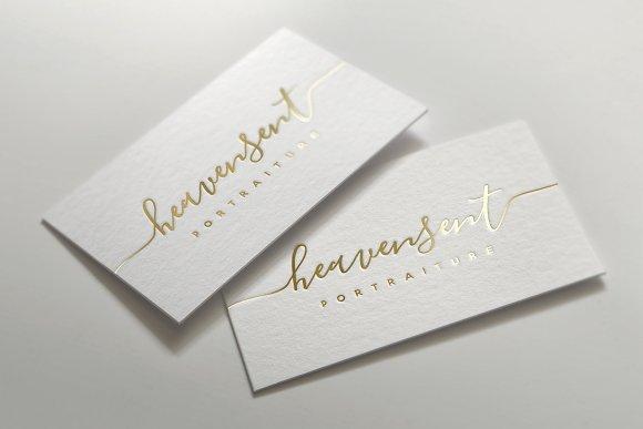 The blooming elegant font trio ~ script fonts ~ creative market