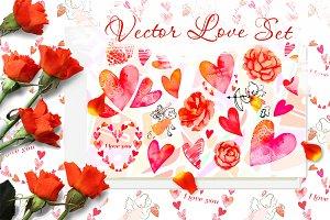 ♥ Love Set ♥