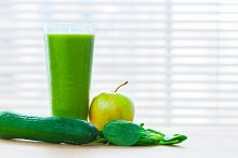 Fresh juice from vegetables & fruits
